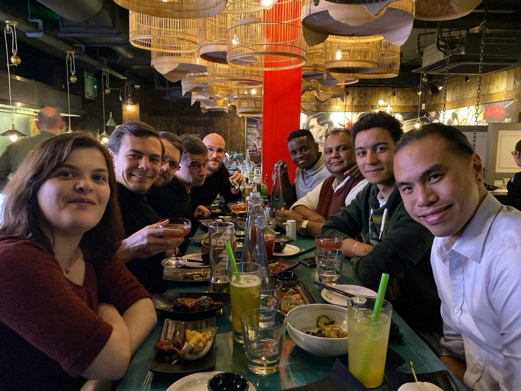 Heavyweight Agency Christmas Party 2019 3