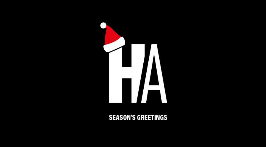 Heavyweight Agency Christmas Card 2019