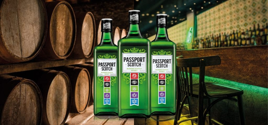 Passport Scotch Website 2021